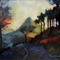 Wendy-van-Gysen-Devils-Peak-Commended-Oil