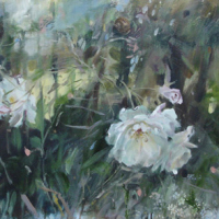 Veronica-Reid-In-the-Garden-Oil-Commended
