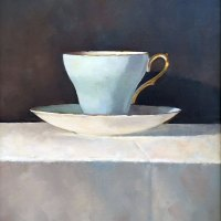 Jill-Colley-Turquoise-Teacup-Commended-oil