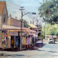 David-Hirschman-Watercolour-Commended