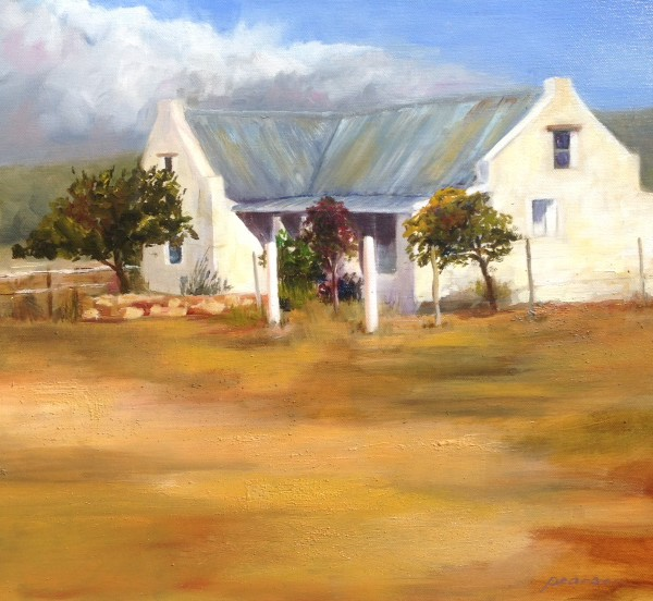 Home in the Country-Oil-R3 500