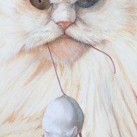 Odette-Hunger-Prey-Commended-Oil