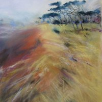 Penny-Steynor-FSASA-Uphill-Highly-Commended-Pastel