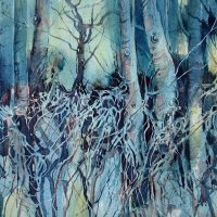 Marion-Langton-FSASA---Echoes-of-the-Middle-Earth---Best-Watercolour