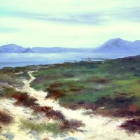 Mary-Serrurier-FSASA-Follow-the-Path-Noordhoek-Commended-Oil