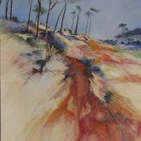 Penny-Steynor-FSASA-Weeping-Ground-Highly-Commended-Pastel