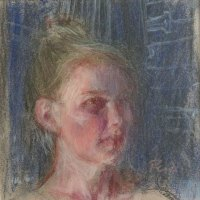 Veronica-Reid-FSASA-Oh,-I-know-her-Highly-Commended-Pastel