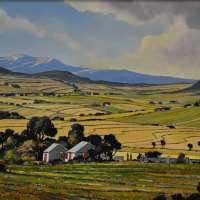 Dale Elliott | Sheds in the Valley | Commended-Oil.jpg