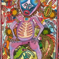 Garth McOwen | Voodoo | Commended Acrylic