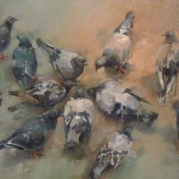 Laura Wenman FSASA | The Gathering | Best Oil