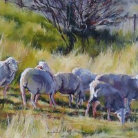 Lyn Northam FSASA | Free State Lawnmowers | Highly Commended Oil