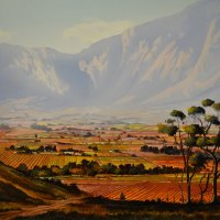 Mel Elliott | Hex-River | Highly Commended Oil
