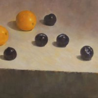 Jill-Colley-Oranges-and-Plums-Oil