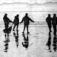 Marilyn-Southey---Fishing-Line---Etching---Highly-Commended