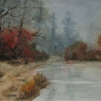 Mary-Serrurier-ASASA---Mist-at-Silvermine---Watercolour---Commended