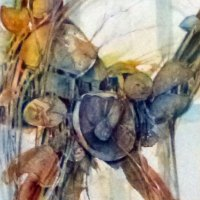 Marion-Langton-Highly-Commended-Watercolour-Every-Which-Way